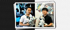 Here's something you probably haven't seen before...an interview between the Pokemon.com staff and Junichi Masuda and Takao Unno themselves.