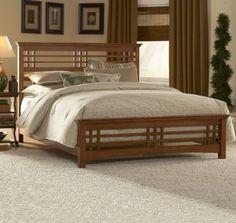 Mission Style Bedroom Furniture King