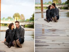 Thrift Store Inspired Engagement Session - WeddingWire: The Blog | WeddingWire: The Blog