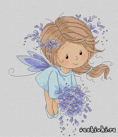 Голубая фея (Татьяна Марчукова)