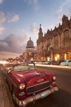 La Habana Cuba..Re-pin brought to you by agents of #Carinsurance at #Houseofinsurance in Eugene, Oregon