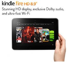 TODAY ONLY the Kindle Fire tablet is $70 OFF! Hurry to order now before it sells out -----> http://www.darlindeals.com/2014/09/today-only-amazon-kindle-fire-is-70-off.html