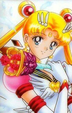 Eternal Sailor Moon (Season 5 / Sailor Stars )