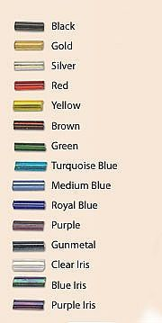We have several options for your beading projects that use bugle beads!