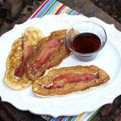 Brunch buffet  Menu Musings of a Modern American Mom: Bacon Pancakes
