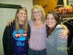 Hanna, Lisa, Nichole
