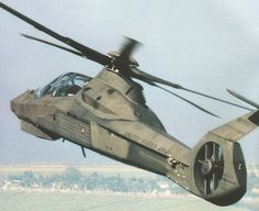 Comanche Attack Helicopter