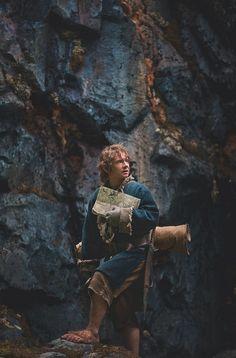 Bilbo - movie guide book