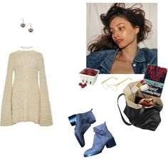 bluebell by cassieella on Polyvore featuring Misha Nonoo, Alexander Wang, Proenza Schouler, Aspinal of London, Yves Saint Laurent, Chanel and Hemingway