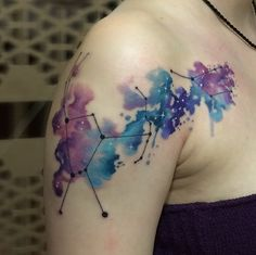 Koray Karagözler > Orion #tattoo #ink #art