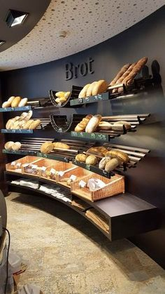 The designer bakery bakery shop interior, bakery shop design, cafe Bakery Cafe, Bakery Decor, Bakery Store, Cafe Restaurant, Restaurant Design, The Bakery, Restaurant Recipes, Bakery Shop Interior, Bakery Shop Design