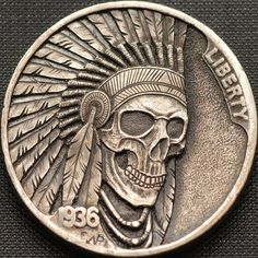 Coin Jewelry, Jewelry Art, Custom Coins, Hobo Nickel, Coin Art, Music Pics, Antique Coins, World Coins, Rare Coins