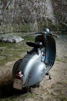 Vespa 150 VB1 (1957)