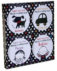 New title, July 2014.  Usborne Books & More. Baby's Very First Black and White Tray.  https://r3718.myubam.com/p/3718/babys-very-first-black-and-white-tray