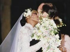 Diana Ross and husband
