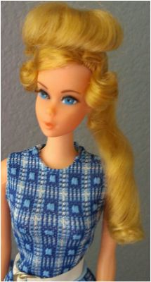 Read all about 1971 Growin' Pretty Hair Barbie #GrowinPrettyHair #Barbie #70s