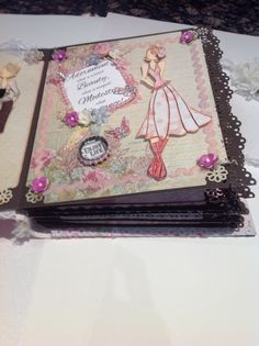 Page #4 in my prima doll book designs by creativewayz