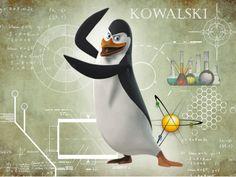 Kowalski by alianaa.deviantart.com on @deviantART