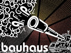 Bauhaus Poster by vccgraphics, via Flickr