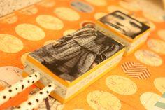 6a012875e93d9c970c0168ea14b4c0970c-pi (4272×2848) Wooden People, Photo Ornaments, Wooden Dolls, Paper Art, Usb Flash Drive, Mixed Media, Assemblages, Create, November