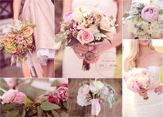stunning wedding bouquets. Pink and girly wedding bouwuet. Fresh and spring wedding bouquet.  www.theluxepearl.com  https://www.facebook.com/pages/The-Luxe-Pearl/443602009022417?ref=hl
