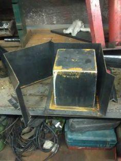Molde Para Macetas Cubo 15x15x15 - $ 968,00