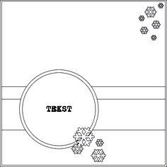 #sketch by IBisek for #GOscrap #scrapbooking