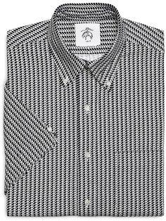 Rope Print Short-Sleeve Shirt