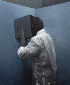 Ghost (2) , 2014 Mircea Suciu