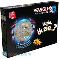 Puzzel Wasgij Mystery 08: Laatste Horde 1000 st -  Koppen.com