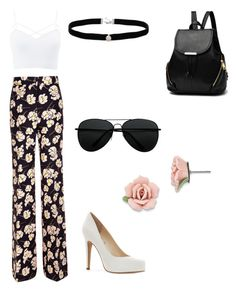 """Untitled #125"" by hannah-bruch on Polyvore featuring Rochas, Charlotte Russe, Jessica Simpson, Amanda Rose Collection and 1928"