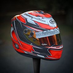 What are you're thoughts on my new lid? Big thank you to @tyler_helmart for another mega job!! #helmartdesign by marcusarmstrong_