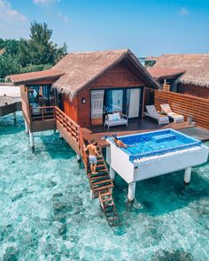☀Our last stop in the Maldives was the most surprising one! Grand Park Kodhipparu is a beautiful 5 star resort only 20 mins from the… Vacation Places, Dream Vacations, Vacation Trips, Vacation Spots, Places To Travel, Romantic Vacations, Travel Trip, Italy Vacation, Honeymoon Destinations