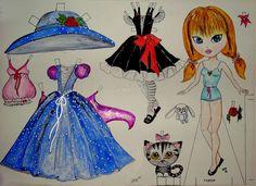 paper dolls - Liivi Laas - Picasa Webalbum