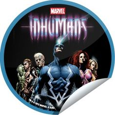 Collect the latest Marvel GetGlue stickers and don't forget to pick up Iron Man: Armored Adventures Season 2 Vol. 4 and Inhumans on DVD! http://getglue.com/stickers/marvel/inhumans_on_dvd