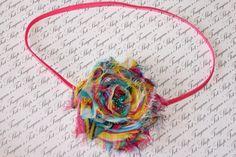 Brighton My Day Chiffon Baby Flower Headband by TeagansTotShop, $6.95