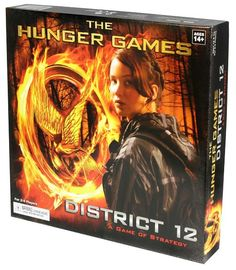 hunger games board game?!?! yes please