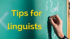 """Linguists often ask """"What is the secret to success?"""". Judy Jenner provides a list of tips meant for both interpreters and translators."""