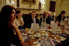V edycja - styczeń 2020 Master Class, Table Settings, Oxford, Place Settings, Oxfords, Tablescapes