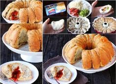 DIY Pizza Monkey Bread Recipe Follow Us on Facebook -->> http://www.facebook.com/UsefulDiy