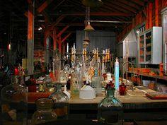 Thomas Edison Winter Laboratory