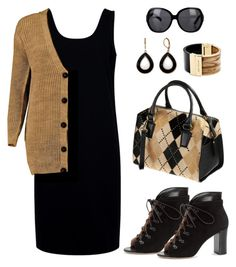 """Untitled #1149"" by gallant81 ❤ liked on Polyvore featuring Être Cécile, Michael Kors, Monet and Chanel"