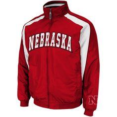 Nebraska Cornhuskers Element Full Zip Jacket