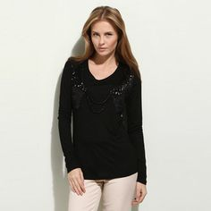 Layla Top Black, $24, now featured on Fab.