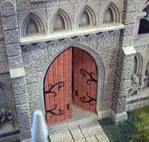 Tips & Tricks 3 for building : all kinds of things: doors, stained glass windows, fences, etc