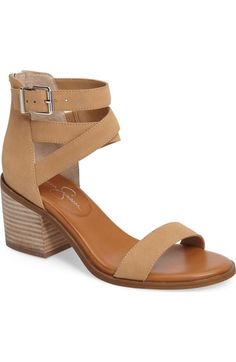Jessica Simpson Rayvena Block Heel Sandal (Women) available at #Nordstrom