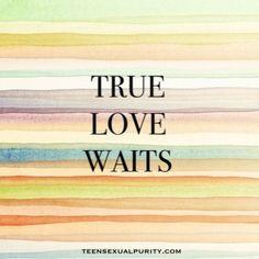 It sure does! true love waits teen sexual purity teensexualpurity.com