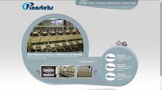 Pınarteks için yapılan web tasarımı ve uygulaması. http://www.pinarteks.com