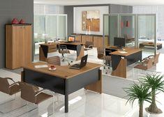 1000 images about oficinas ejecutivas on pinterest for Muebles de oficina lujosos
