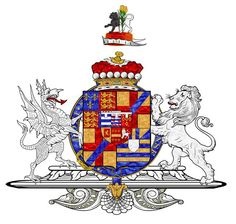 Find A Grave - Millions of Cemetery Records and Online Memorials: Sir Arthur Plantagenet's Arms